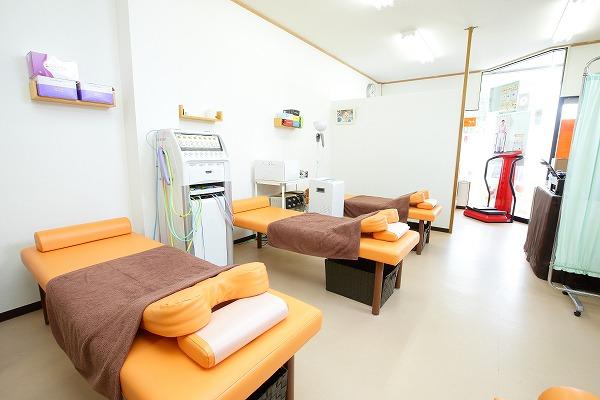 治療室 写真